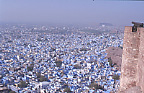 The Blue city (Jodhpur)